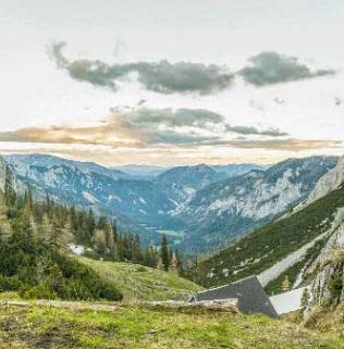 häuslalm-hochschwab-panorama-grün-sommer